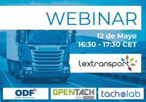 JALTEST TELEMATICS AND LEXTRANSPORT ARRANGE A FREE WEBINAR TO KNOW IN DEPTH THEIR FLEET MANAGEMENT PLATFORMS