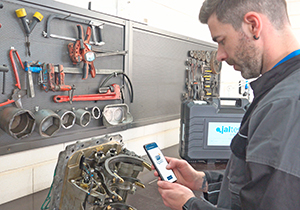 OPTIMISE PARKING TIME IN THE WORKSHOP WITH THE PROGRAMMED MAINTENANCE FROM JALTEST TELEMATICS